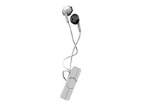 ifrogz intone wireless - Écouteurs avec micro - embout auriculaire - Bluetooth - sans fil - blanc IFITNW-WH0