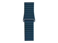 Apple 42mm Leather Loop - bracelet de montre MQV72ZM/A